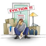 housing evicition get advice knowsley