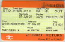 train ticket student discount