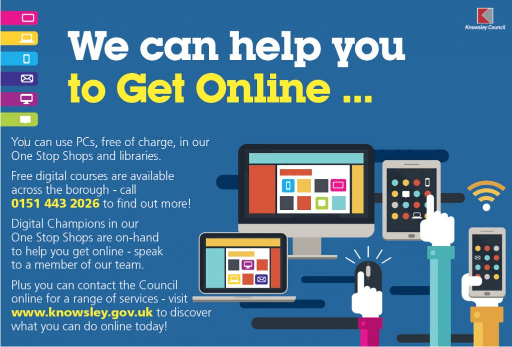 Get Online Knowsley Council