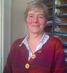 Liz Kellard Trustee Chair