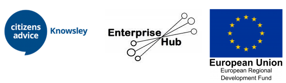 Combined logos Enterprise Hub story