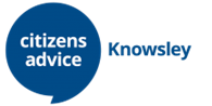 Citizens Advice Knowsley logo for vacancies page